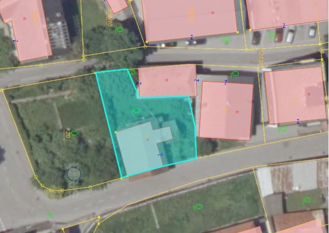Lageplan - Grundstück / ca. 359 m²