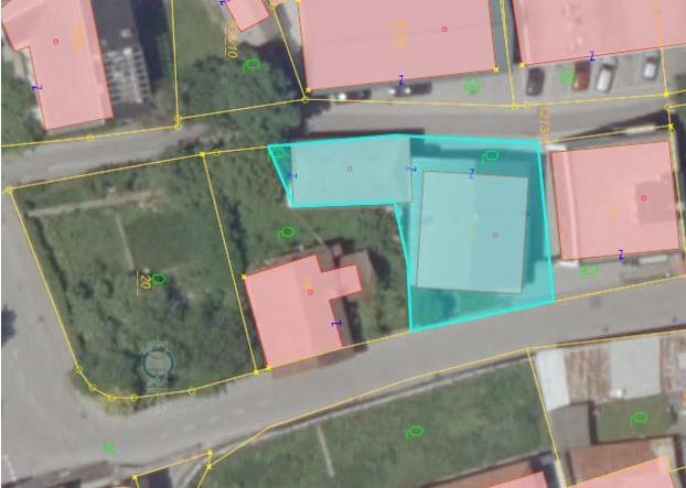 Lageplan - Grundstück / ca. 450 m²
